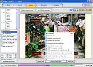 ...leicht zu bedienenden Benutzeroberfläche mit umfangreichen Features.