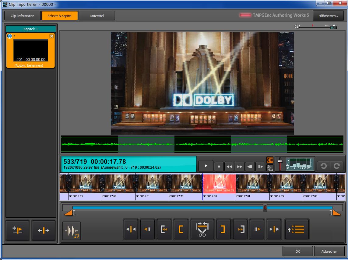 directshow decoder dolby ac3 8192
