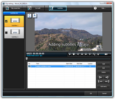 Tmpgenc products tmpgenc authoring works 4 tutorials adding you can create up to 2 subtitle streams for instance you can set stream 1 to be english subtitles and stream 2 to be japanese ccuart Image collections