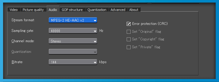 TMPGEnc Movie Plug-in MPEG-2 for EDIUS Pro 9