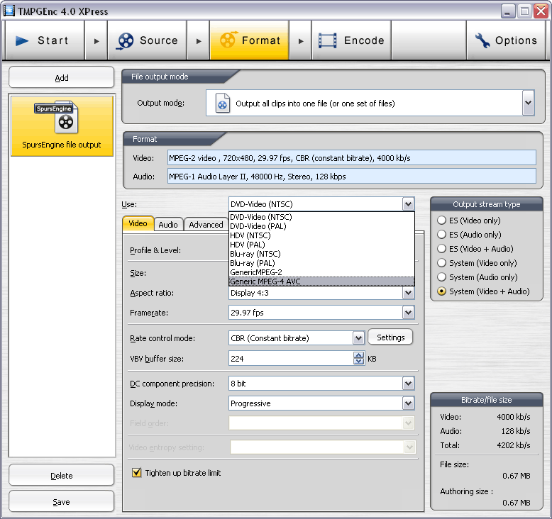 Pegasys tmpgenc xpress v4.2.3.193 cracked indir