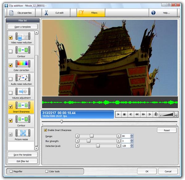 البرنامج رقم واحد في تحويلات ملفات الميديا ينزل بأصدار جديد TMPGEnc XPress v4.7.7.30  Cuda_filters