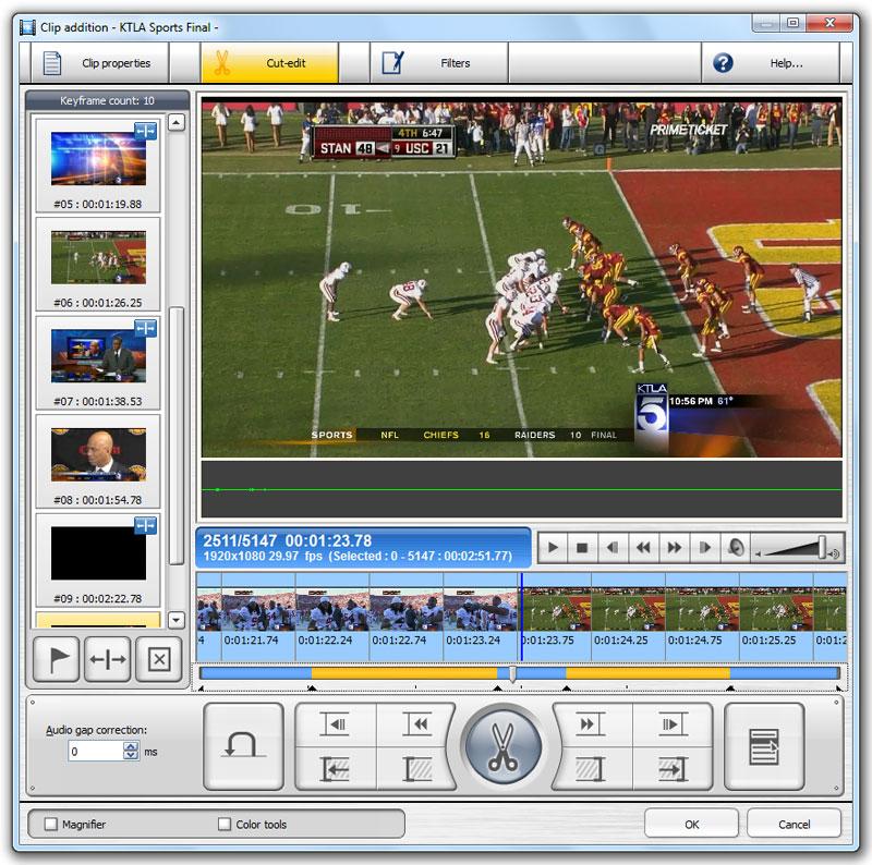 TMPGEnc - Products: TMPGEnc 4.0 XPress & Windows Media Center