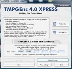 TMPGEnc 4 0 XPress for CUDA Trial Version Tutorial